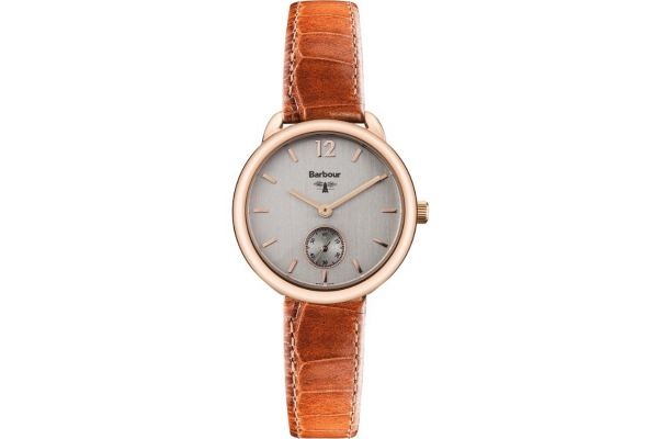 Womens Barbour Whitley Watch BB035RSTN