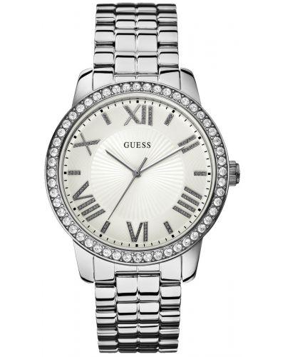 Womens Guess Allure Steel W0329L1 Watch