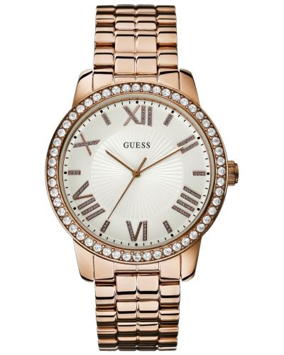 Womens Guess Allure Rose Gold W0329L3 Watch