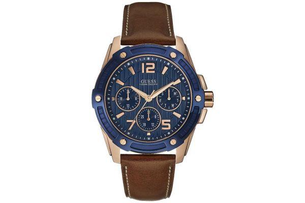 Mens Guess Flagship Watch w0600g3
