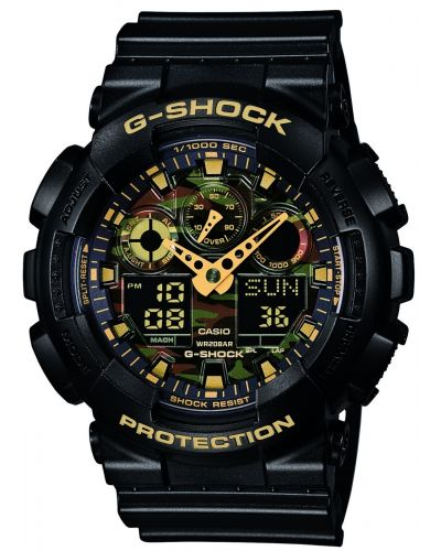 Mens Casio G Shock GA-100CF-1A9ER Watch