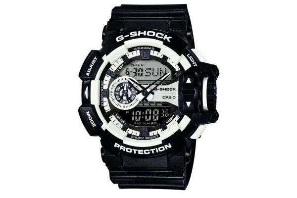 Mens Casio G Shock Watch GA-400-1AER
