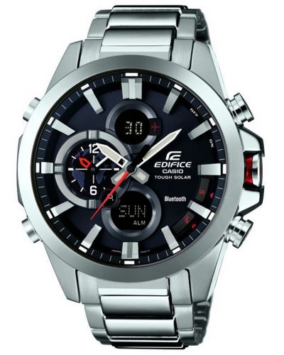 Mens Casio Edifice Bluetooth chronograph ECB-500D-1AER Watch