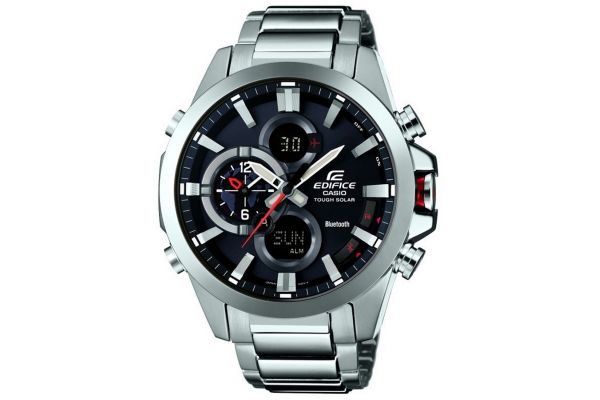 Mens Casio Edifice Watch ECB-500D-1AER