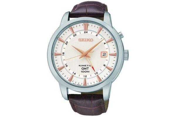 Mens Seiko Kinetic Watch SUN035P1