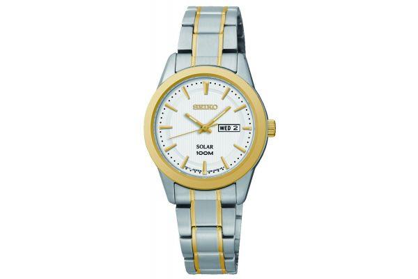 Womens Seiko Solar Watch SUT162P1
