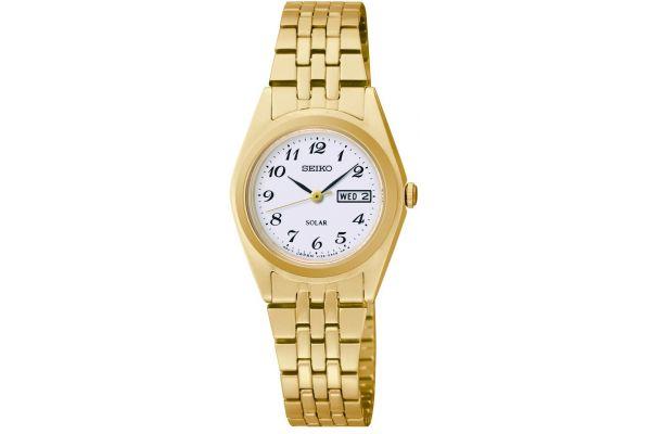 Womens Seiko Solar Watch SUT118P9