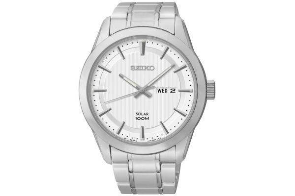 Mens Seiko Solar Watch SNE359P1