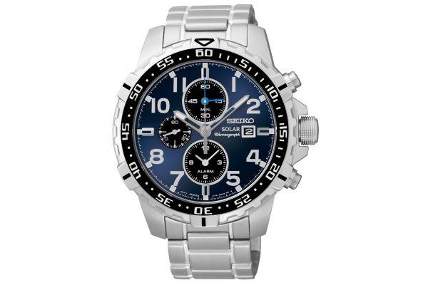 Mens Seiko Solar Watch SSC305P9
