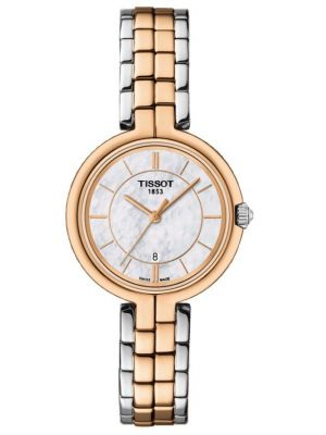 Womens Tissot Flamingo Two tone rose T094.210.22.111.00 Watch