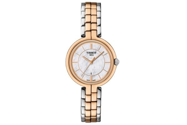 Womens Tissot Flamingo Watch T094.210.22.111.00