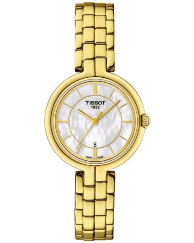 Womens Tissot Flamingo swiss made t094.210.33.111.00 Watch