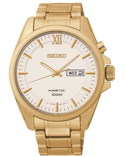 Mens Seiko Kinetic dress smy158p1 Watch