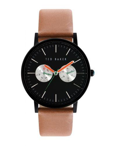 Mens Ted Baker Matt brown leather strap te10024530 Watch