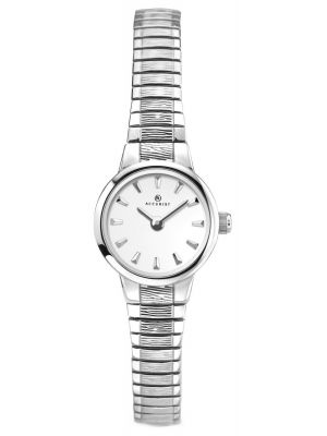 Womens Accurist Classic Silver expander 8049.00 Watch