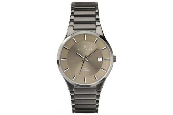 Mens Accurist Classic Watch 7009.00