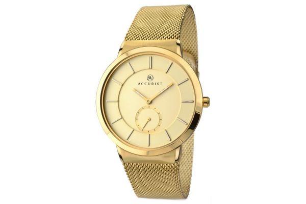 Mens Accurist Classic Watch 7015.00