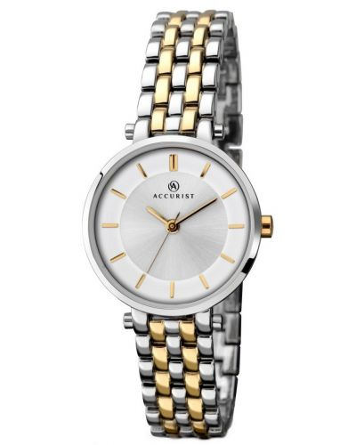 Womens Accurist Classic Two toned silver and gold 8007.00 Watch