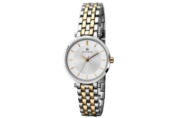 Womens Accurist Classic Watch 8007.00