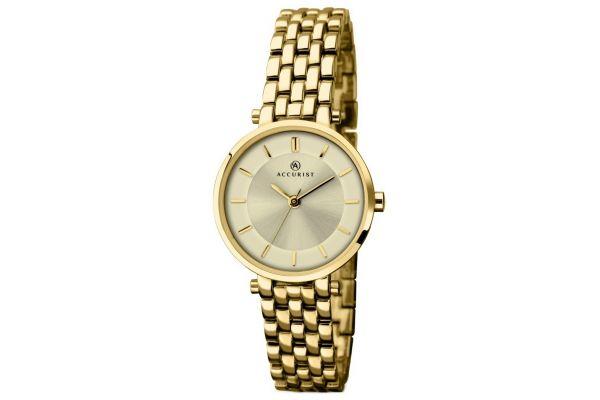 Womens Accurist Classic Watch 8008.00