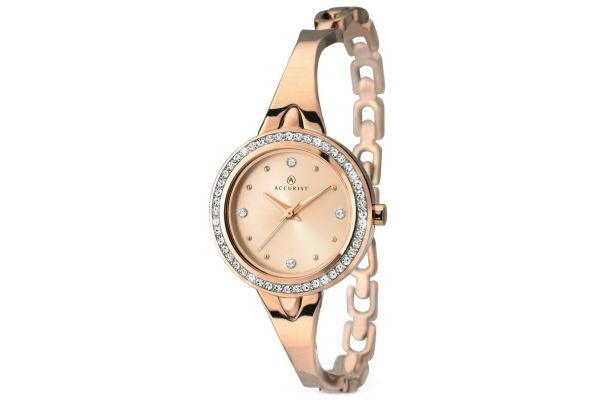 Womens Accurist Contemporary Watch 8011.00
