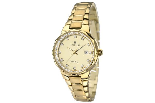 Womens Accurist Contemporary Watch 8015.00
