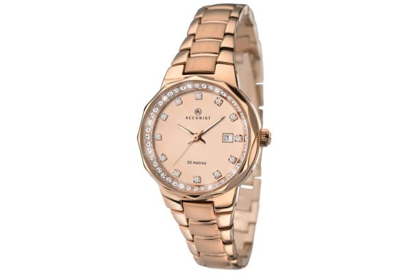 Womens Accurist Contemporary Watch 8017.00