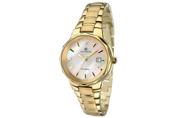 Womens Accurist Classic Watch 8019.00