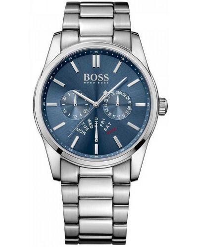 Mens Hugo Boss Heritage Blue stainless steel 1513126 Watch