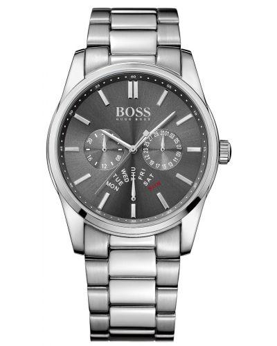 Mens Hugo Boss Heritage Grey stainless steel 1513127 Watch
