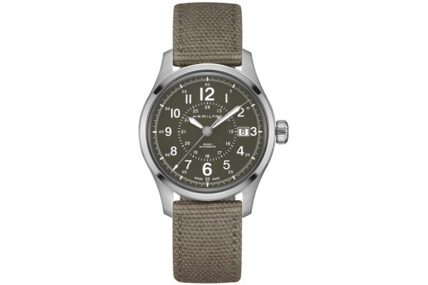 Mens Hamilton Khaki Field Watch h70595963