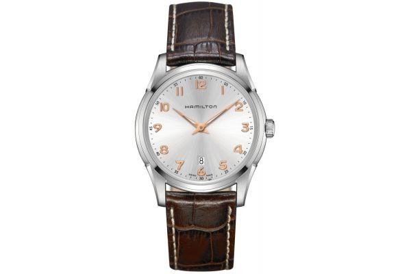 Mens Hamilton American Classic Jazzmaster Watch h38511513