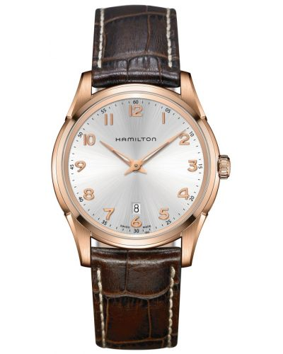Mens Hamilton American Classic Jazzmaster Thinline rose gold  H38541513 Watch
