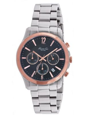 Mens Kenneth Cole Dress Sport Stainless steel chronograph KC10021829 Watch