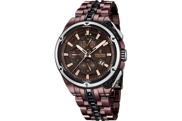 Mens Festina ChronoBike Watch F16883/1