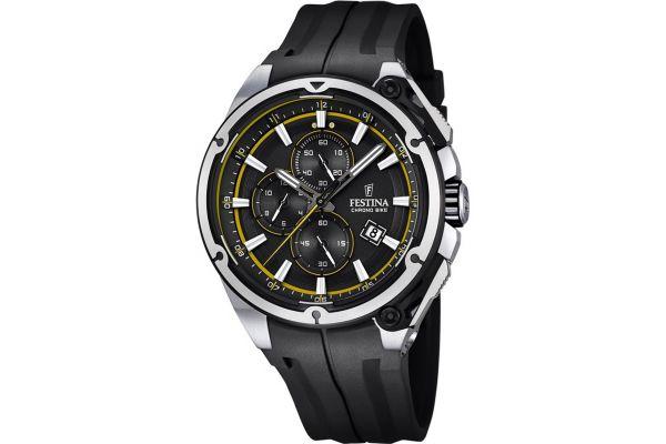 Mens Festina ChronoBike Watch F16882/7