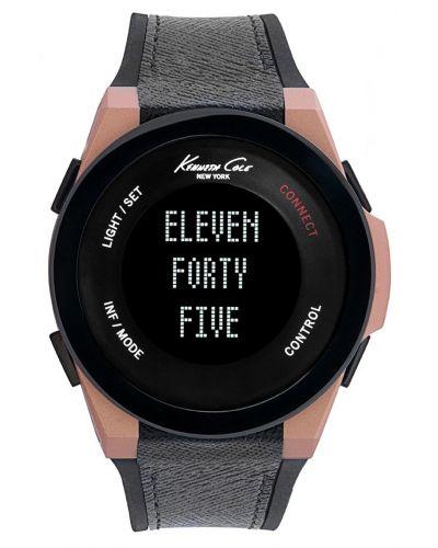 Unisex Kenneth Cole connect black rose Smart kc10022939 Watch