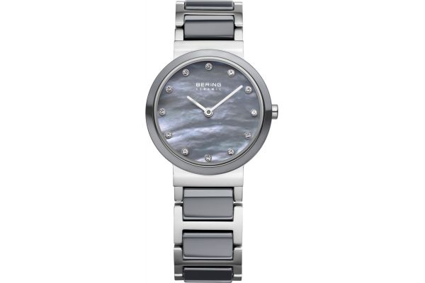 Womens Bering Ceramic Watch 10725-789