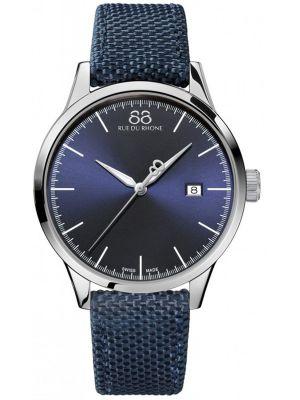 Mens 88 Rue Du Rhone Rive classic swiss 87WA154107 Watch