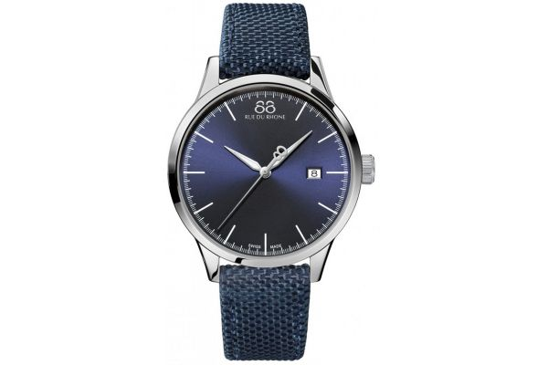Mens 88 Rue Du Rhone Rive Watch 87WA154107