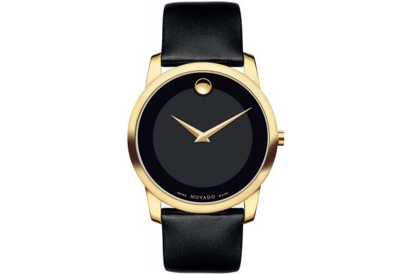 Mens Movado Museum Watch 606876