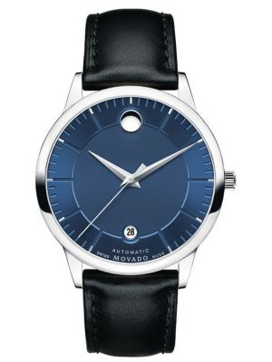 Mens Movado 1881 Automatic swiss made 606874 Watch