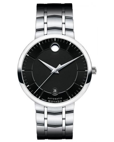 Mens Movado 1881 Automatic stainless steel dress 606914 Watch