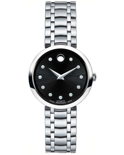 Womens Movado 1881 Automatic diamond set 606919 Watch
