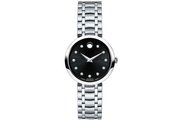 Womens Movado 1881 Automatic Watch 606919