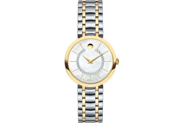 Womens Movado 1881 Automatic Watch 606921