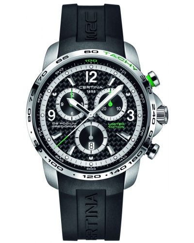 Mens Certina DS Podium Chronograph wrc limited edition C0016471720710 Watch