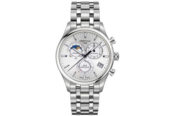 Mens Certina DS-8 Watch C0334501103100