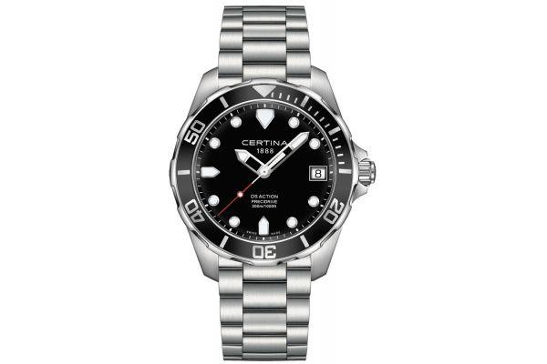 Mens Certina DS Action Watch C0324101105100