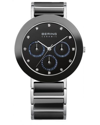 Womens Bering Ceramic Jet black 11438-742 Watch